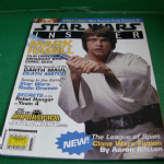 Star Wars Insider Magazine issue 73 Mark Hamill